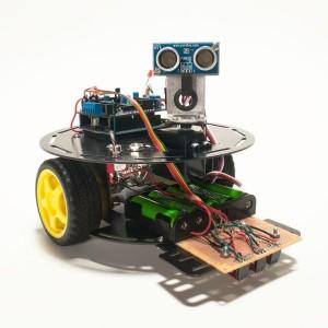 پاورپوینت Efficient Visual Line Following Techniques for Mobile Robots