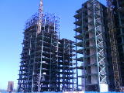 دانلود پاورپوینت اجرای سازه های فولادی